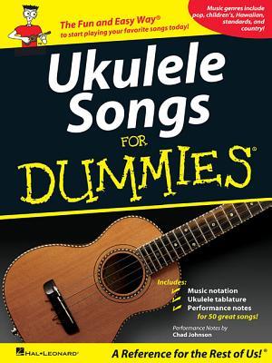 Ukulele Songs for Dummies By Hal Leonard Publishing Corporation (COR)